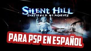 Como descargar e instalar silent hill shattered memories para PSP | El Mesías