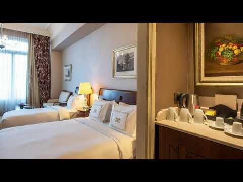 Pera Palace Hotel, Istanbul, Turkey