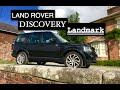 2016 Land Rover Discovery Landmark Review - Inside Lane
