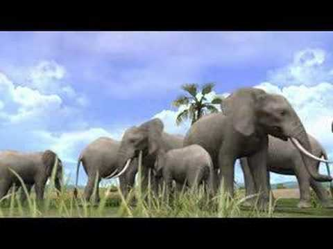 afrika the game trailer