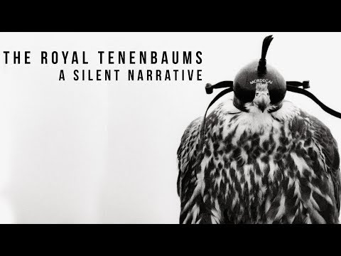The Royal Tenenbaums Analysis- A Silent Narrative