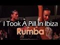 RUMBA | Dj Ice - I Took A Pill In Ibiza (25 BPM)