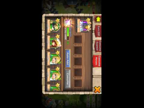 Castleclash Account Trade #5