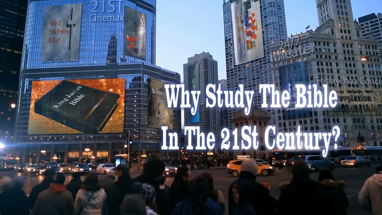 End Time Bible Prophecy Update {Why Study The Bible In The 21St Century?}