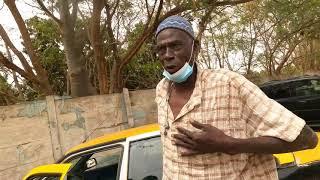Réactions d'un Taximan quand tu ramasses un téléphone dans son taxi ( Camera Cachee )