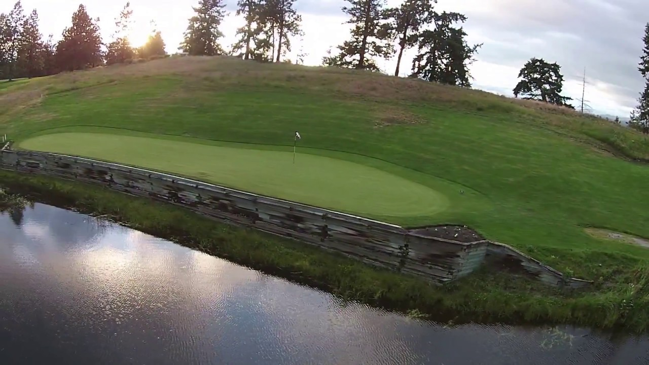 Pinnacle Course at Gallagher's Canyon - Executive Golf