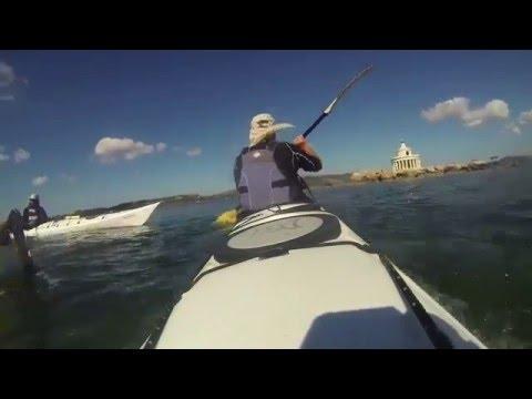 Sea Kayaking Greece