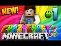 Minecraft Crazy Craft 3.0 Ep 1 NEW ADVENTURE w Ali A