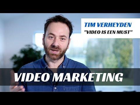 Waarom Video Marketing een echte must is