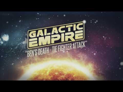 Galactic Empire - Ben's Death: Tie Fighter Attack
