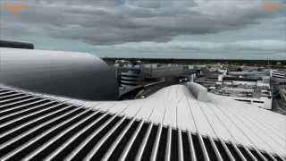 FSX & P3d Movie, Aerosoft   Mega Airport Dublin