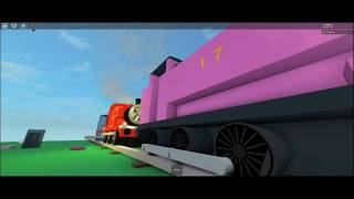 Roblox Dot und die magische Eisenbahnjagd Szene