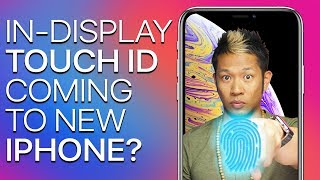 New iPhone with in-display Touch ID sensor planned for...China?