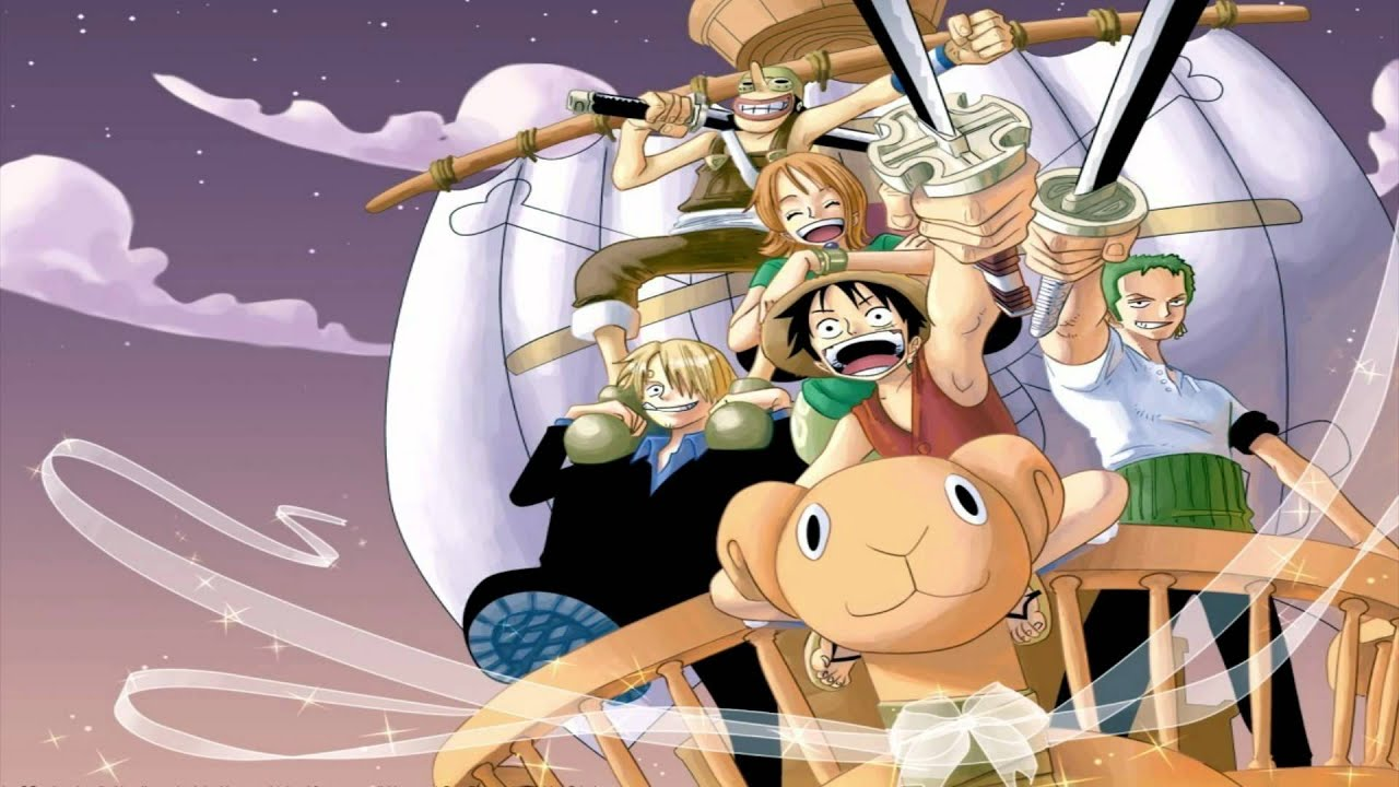 One Piece Opening 12 - NightCore - YouTube
