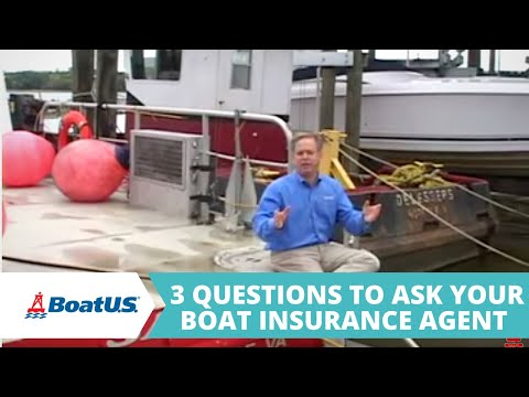 3 Boat Insurance Questions To Ask
