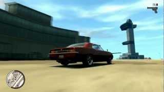 GTA IV 1080i PS3 Fraps MP (2)