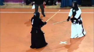 KH Lee (Korea) vs C Yang (USA) - 15th WKC 5-5 Taisho