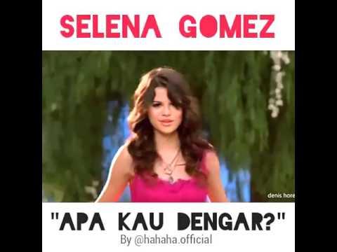 Selena Gomez-Suara angin😂😂😂