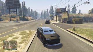 Grand Theft Auto V_LUZTIC Vidéo_Doomsday Heists Acte 2 Préparation 4 Reconnaissance sous-marine mec
