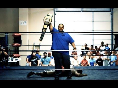 PREVIEW - Luther Black vs. Pablo Cruz