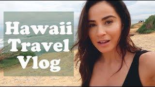 Travel Vlog: Kauai, Hawaii