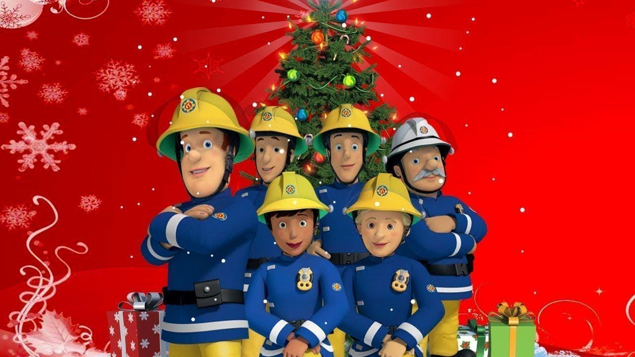 Boldog karácsonyt Samből ❄️Sam a Tűzoltó | Karácsonyi epizód | Rajzfilmek gyerekeknek