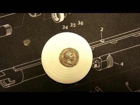 Septimius Severus Denarius Roman coin