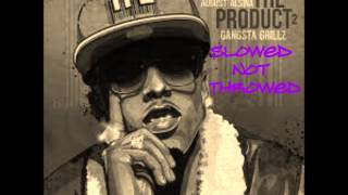 6 August Alsina-Let Me Hit That ft. Currensy (Slowed Not Throwed)