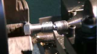 Machining a Banjo Bolt part I