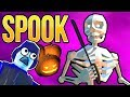 RAVENFIELD NEW OFFICIAL SPOOKY SKELETONS HAUNTED SPOOK OPS MODE | Free Ravenfield Halloween Update