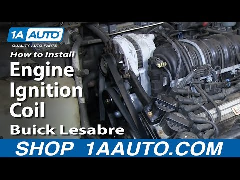 on 2000 Buick Lesabre Coil Pack