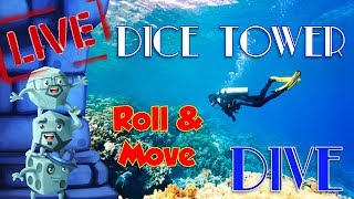 Dice Tower DIVE: Roll & Move thumbnail