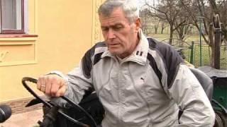 Мешканець Коломийщини сам сконструював трактор