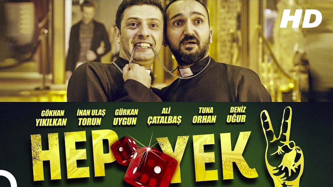 Hep Yek 2 | Türk Komedi Filmi | Full Film İzle (HD)