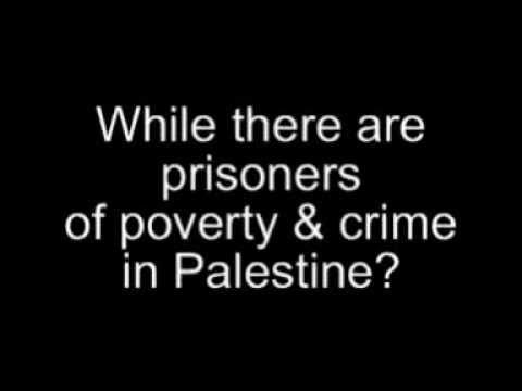 Prisoner of Palestine - by Seize the Day