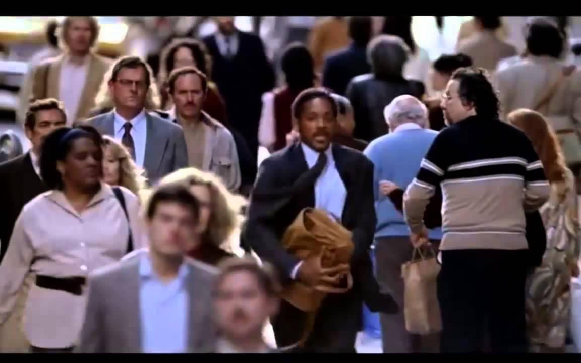 En Busca De La Felicidad Trailer En Español The Pursuit Of Happyness Trailer Will Smith Youtube
