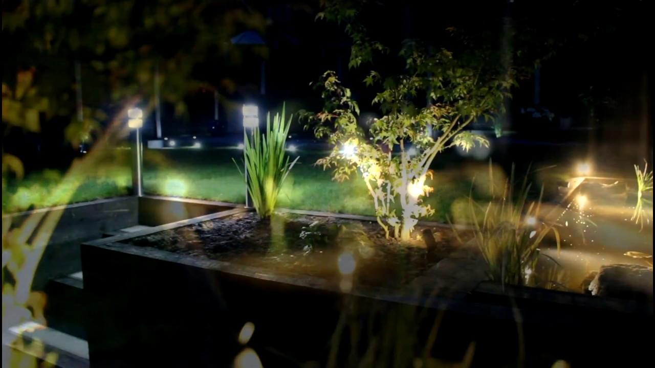 Setting up smart garden lighting with amazon alexa control youtube setting up smart garden lighting with amazon alexa control aloadofball Gallery