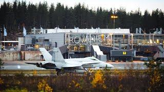 Ilmaoperaatioharjoitus Ruska 20 – Air Operations Exercise Ruska 20