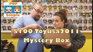 ToyUsa2011 Mystery Box