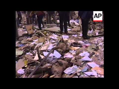 KENYA: NAIROBI: MANY KILLED IN US EMBASSY BOMB ATTACK UPDATE