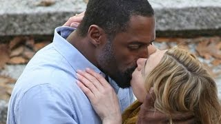"Kate Winslet And Idris Elba Kiss On ""Mountain Between Us"" Set !!"
