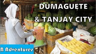 Travel Philippines, S2, Ep11, Dumaguete Paunay Market, Tanjay Park Cafe Dancing, Negros Oriental