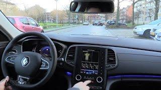 Renault Talisman Test Drive