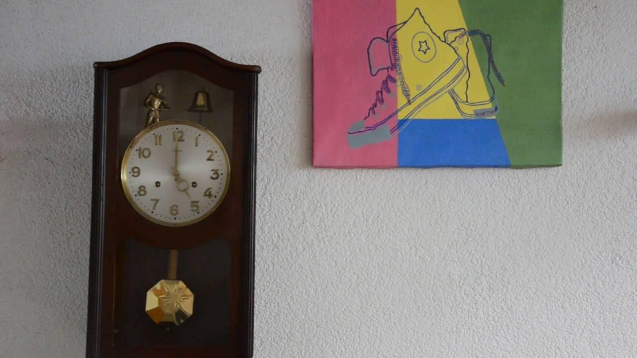 Contemporáneo Reloj De Pared Con Marcos De Cuadros Patrón - Ideas ...