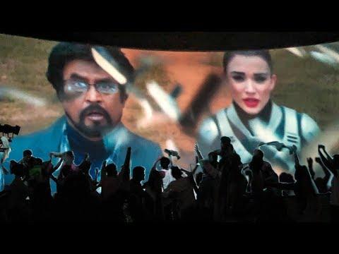 2.0 India's Best 3D Movie   Vetri Theater Rakesh Gowthaman , Rajinikanth , Shankar