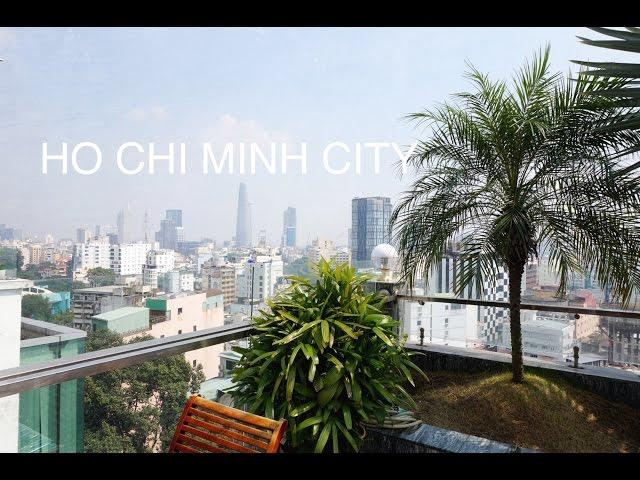 Ho Chi Minh City & 25 hours on a plane | VIETNAM VLOG