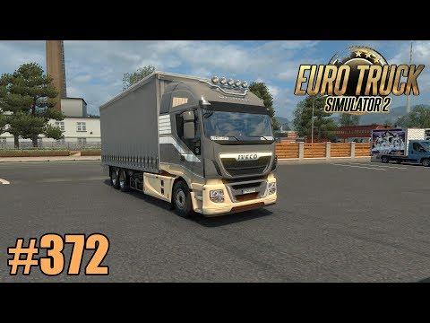 Euro Truck Simulator 2   #372   Iveco Stralis Hi-Way 560! [FullHD German Mods]