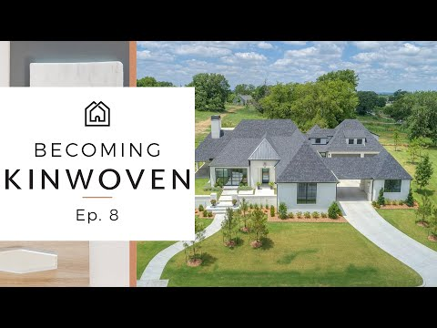 Interior Designer Finds Her Dream Home In Tulsa | Interior Design | Becoming Kinwoven Ep 8