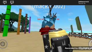 Roblox Bacan dam reiges survivor eposode 2