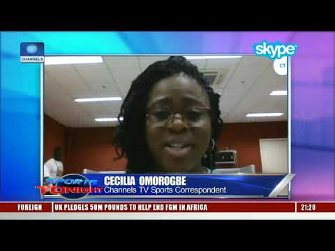 Channels TV Correspondent With Updates From Africa Women's Cup | Sports Tonight |
